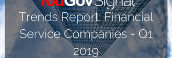 Financial Services Trends Report Q1 2019 Cover Photo